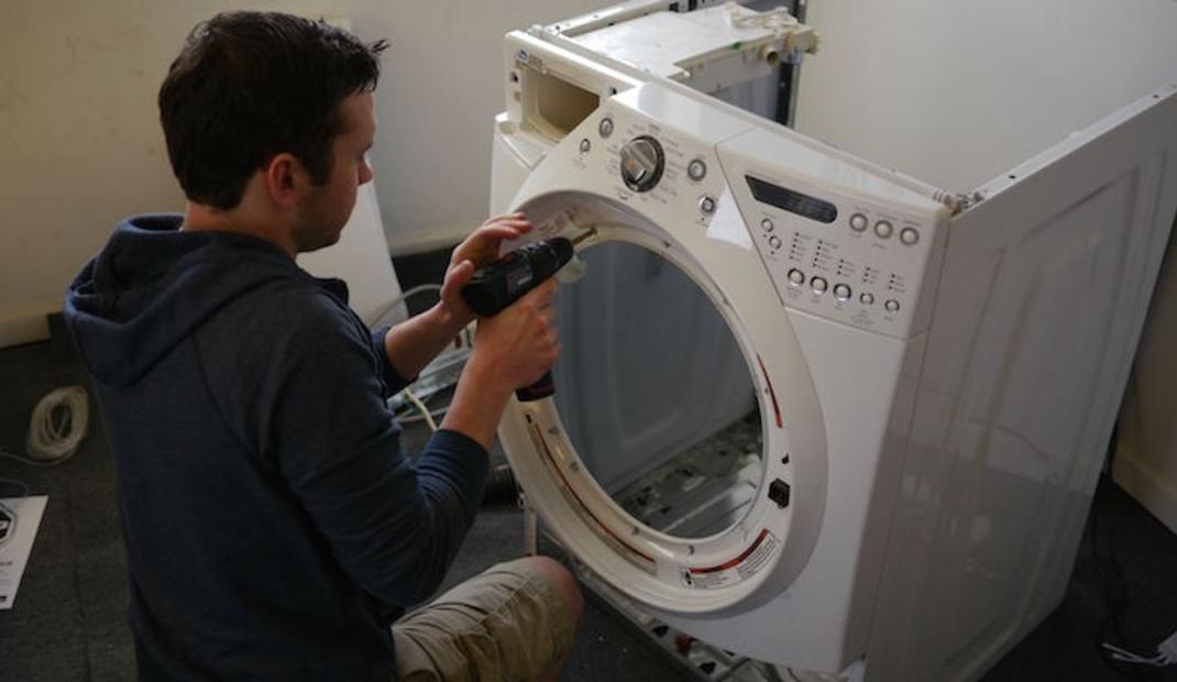 Ремонт стиральных машин в Сочи.